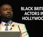 Black British actors in Hollywood