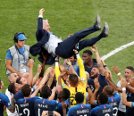 France coach Didier Deschamps